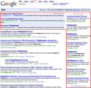 pay per click google advertising