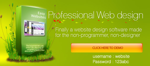 Free web design software for Website planning tool